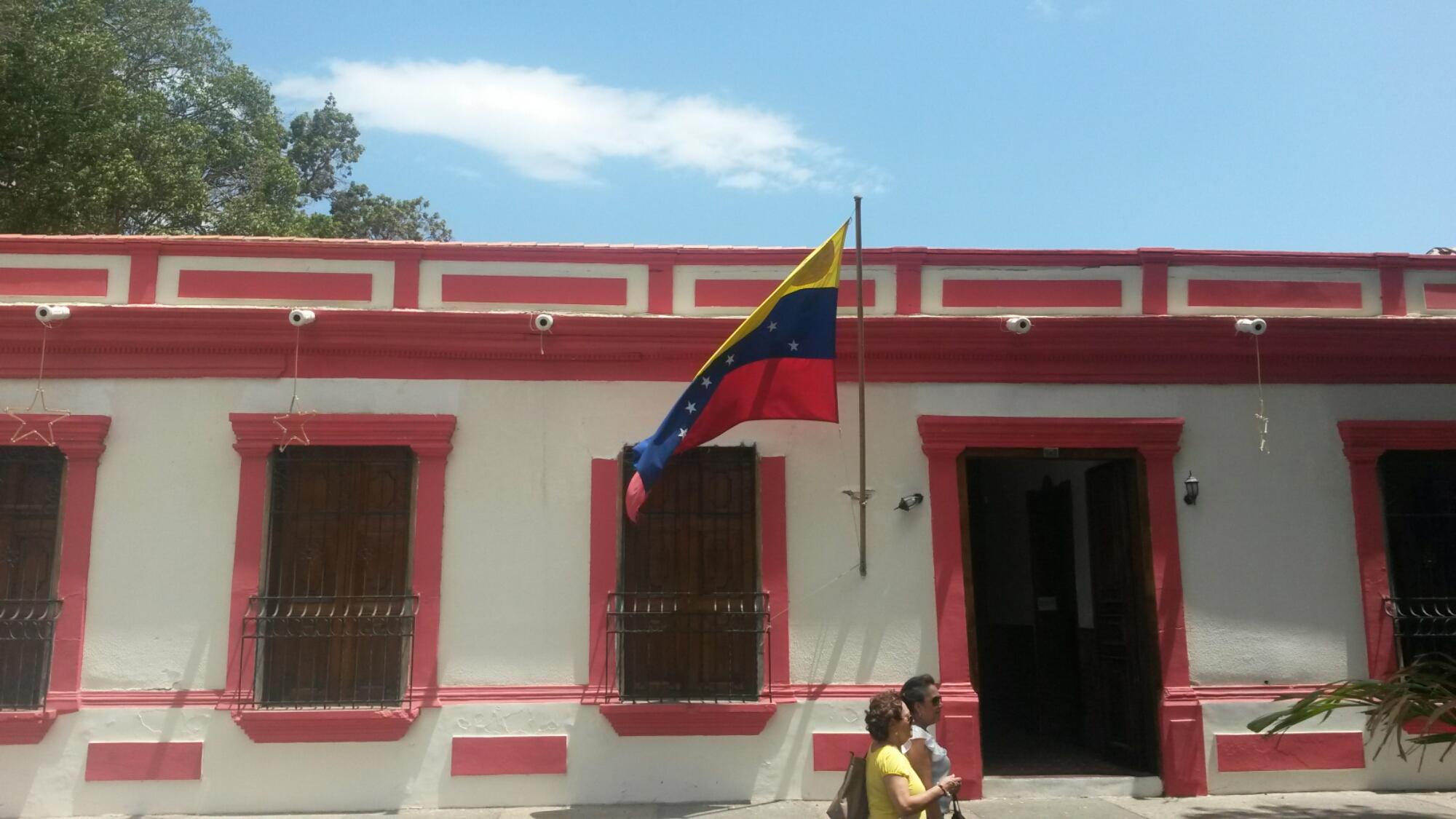 Casa natal de Andres Eloy Blanco
